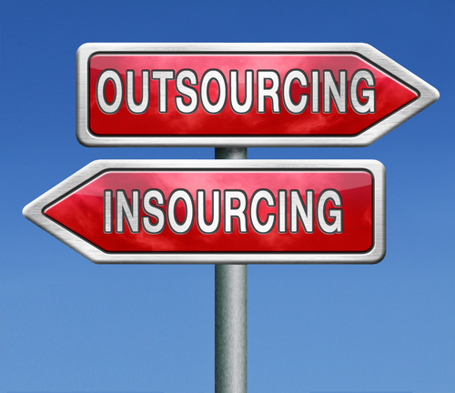 Insourcing or Outsourcing